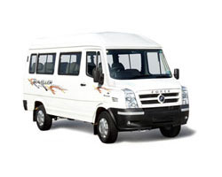 13 SEATER AC TEMPO TRAVELLER
