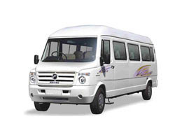 17 SEATER AC TEMPO TRAVELLER