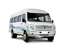26 SEATER AC TEMPO TRAVELLER