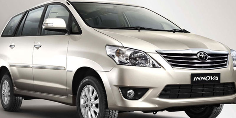 Toyota Innova - Bhubaneswar Cab Rental