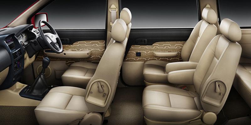 AC 13 Seater Tata Winger - Bhubaneswar Cab Rental
