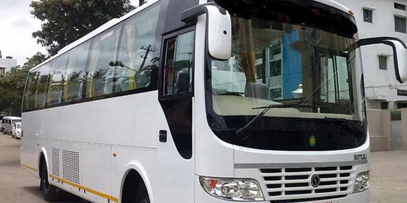 35 Seater Non AC - Bhubaneswar Coach Rental