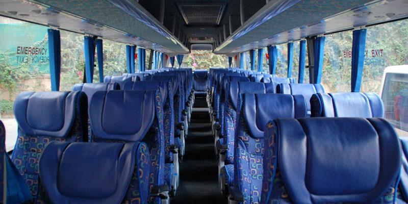 42 Seater Non AC Bus - Bhubaneswar Cab Rental