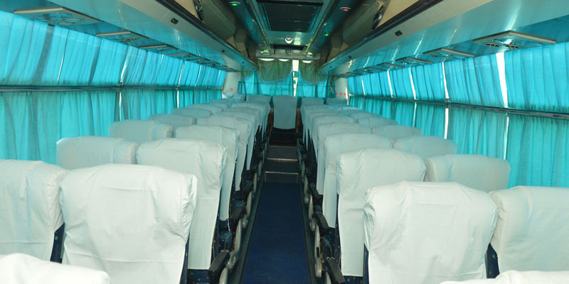 45 Seater AC Bus