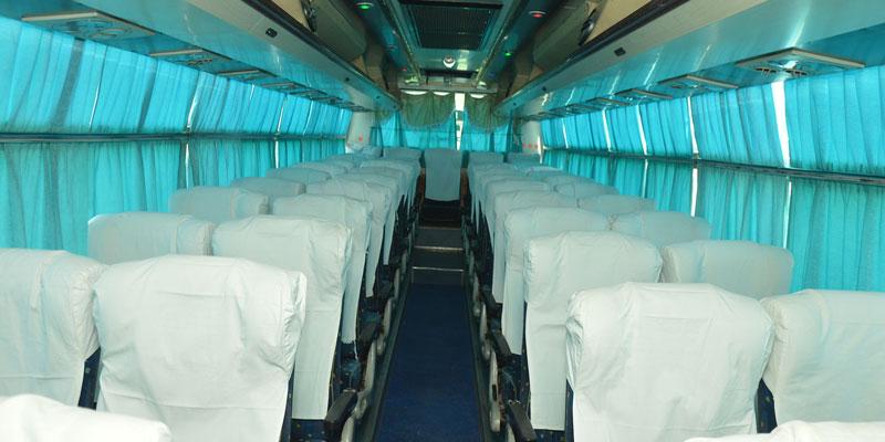 45 Seater AC Bus