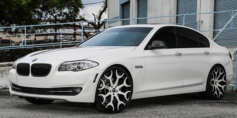 BMW 5 Series - Bhubaneswar Cab Rental