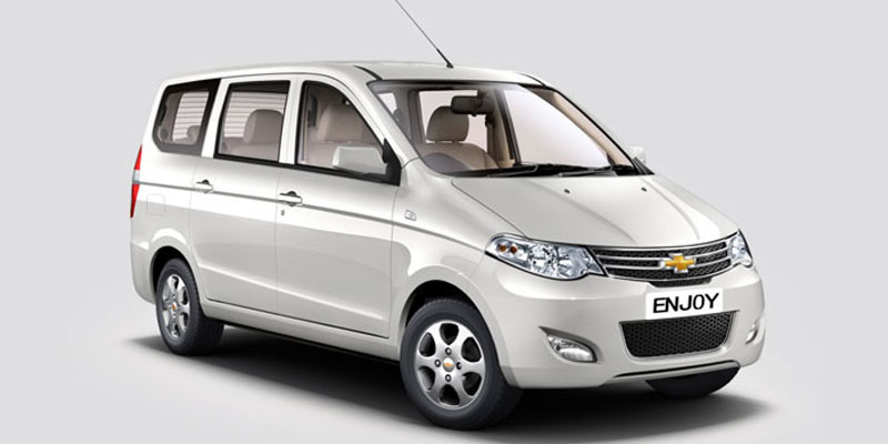 Chevrolet Enjoy - Bhubaneswar Cab Rental