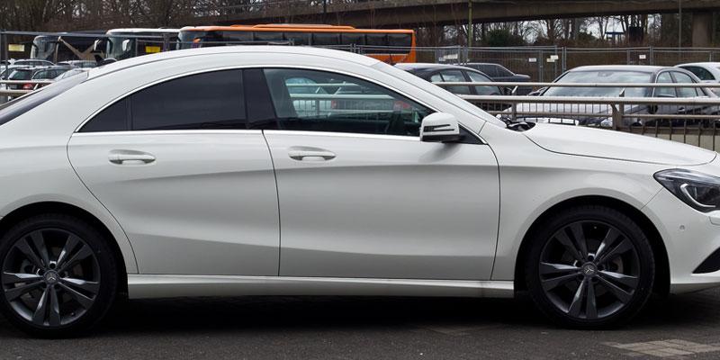 Mercedes Benz CLA 200 - Bhubaneswar Cab Rental
