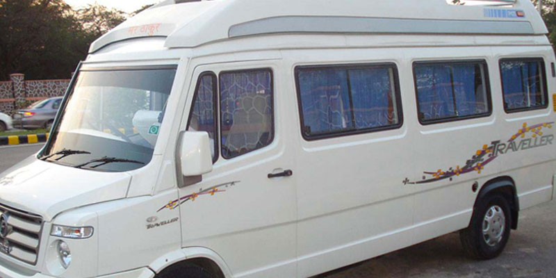 Tempo Traveller cabs - Bhubaneswar Cab Rental