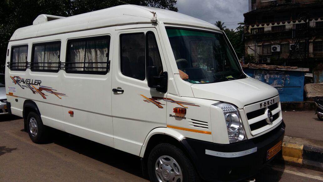 AC Tempo Traveller in Odisha - Bhubaneswar Cab rental