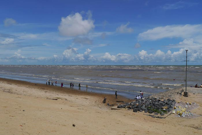 Chandipur Sea Beach - Odisha Photo Gallery - Bhubaneswar Cab Rental