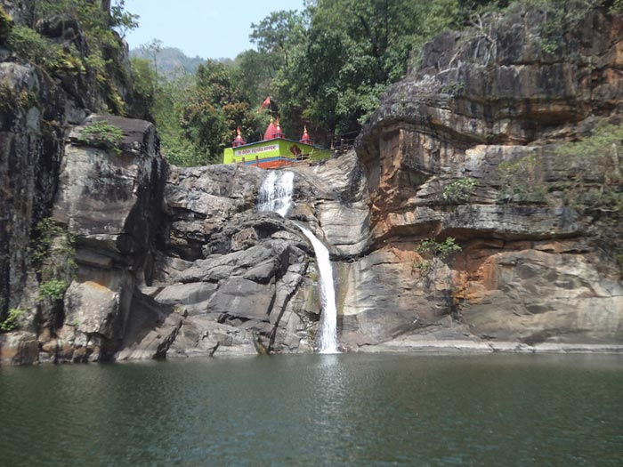 Devkund Waterfall - Odisha Photo Gallery - Bhubaneswar Cab Rental