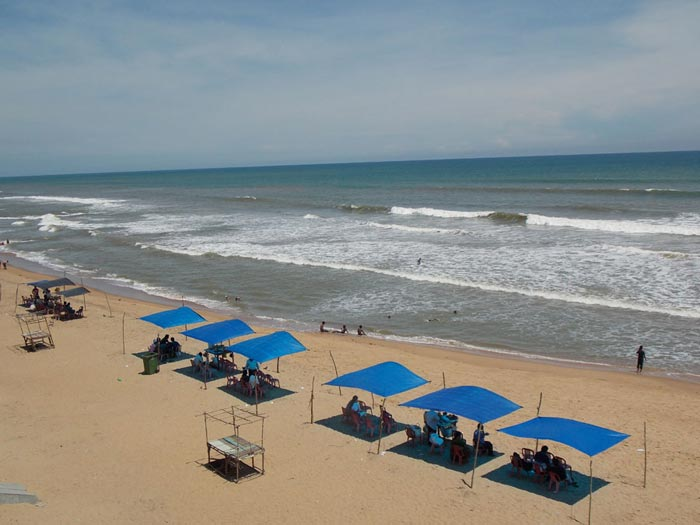 Gopalpur Beach - Odisha Photo Gallery - Bhubaneswar Cab Rental