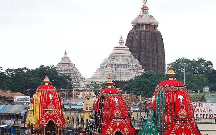 Jagannath Dham Puri Ratha Yatra Dhauli - Odisha Photo Gallery - Bhubaneswar Cab Rental