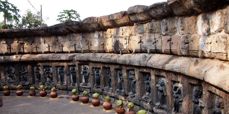 Hirapur Temple - Odisha Photo Gallery - Bhubaneswar Cab Rental