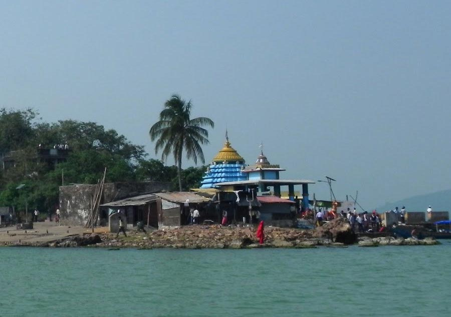 Kalijai Temple, Chilika - Odisha Photo Gallery - Bhubaneswar Cab Rental