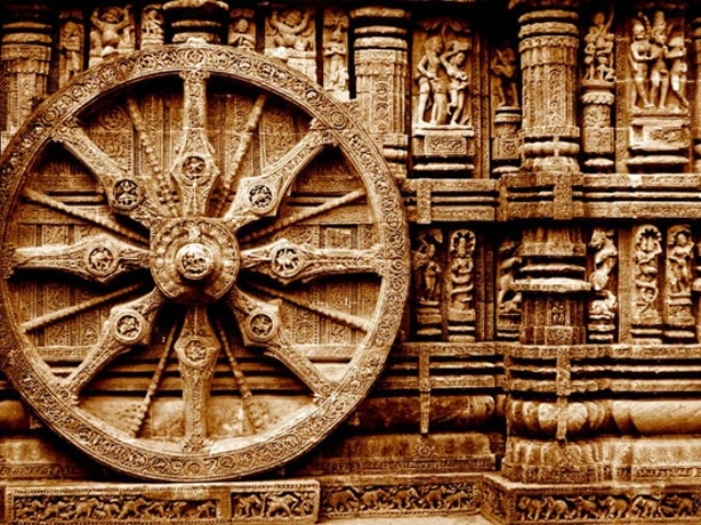 Konark Temple - Odisha Photo Gallery - Bhubaneswar Cab Rental