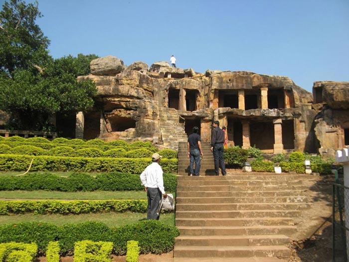 Udayagiri & Khandagiri - Odisha Photo Gallery - Bhubaneswar Cab Rental