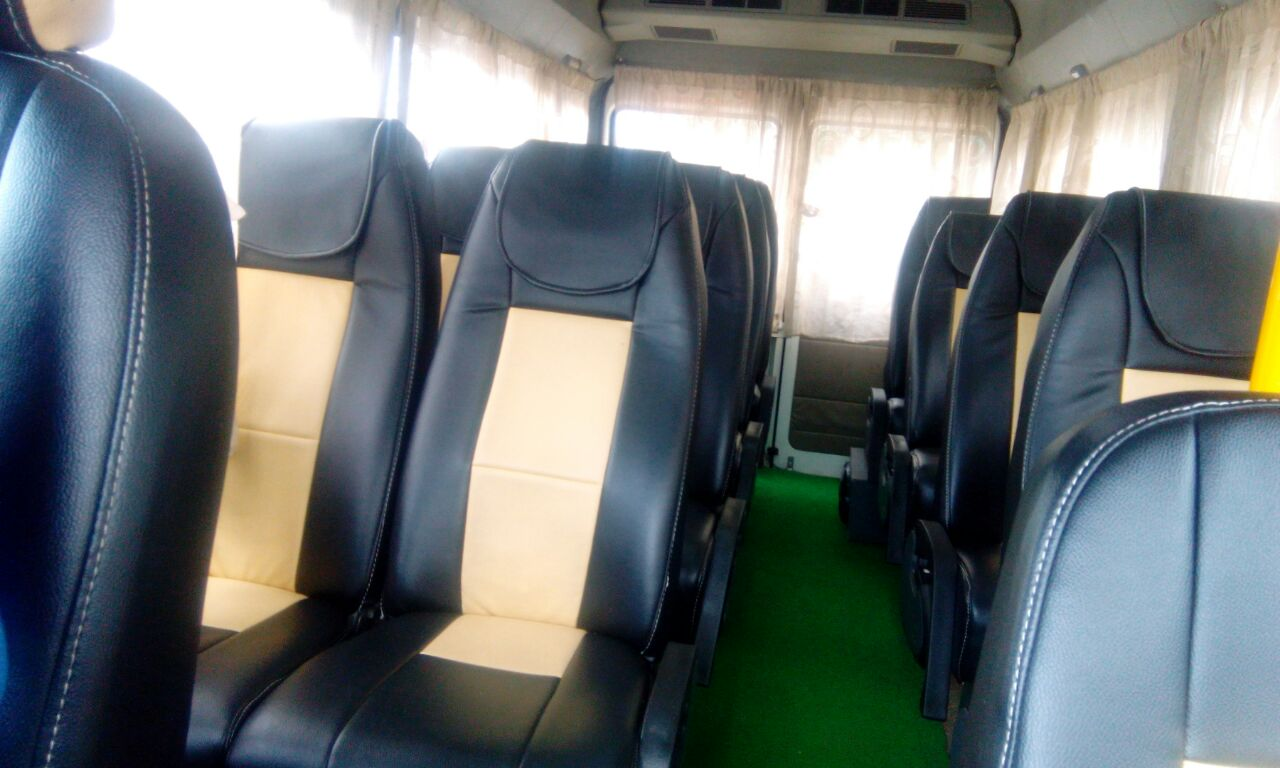 Tempo Traveller Hire on Rent in Bhubaneswar