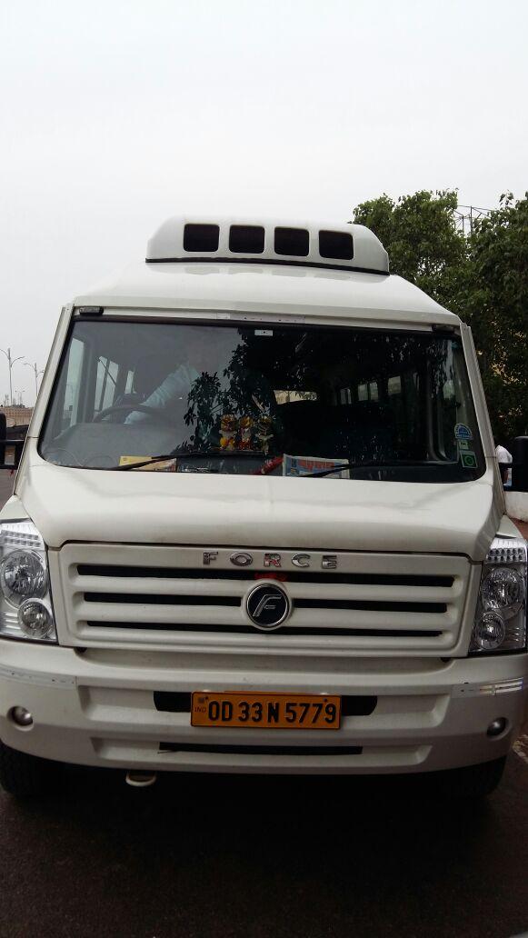Bhubaneswar to Kottayam Taxi Services