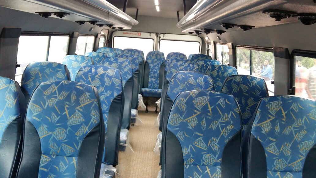 Luxury Tempo Traveller in Bhubaneswar