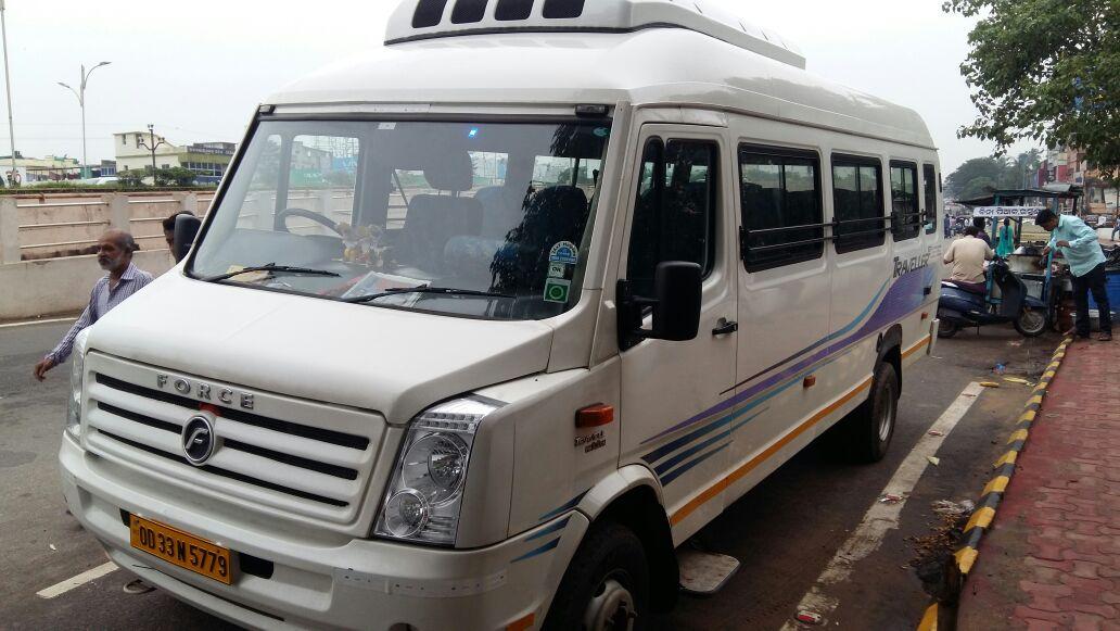 Bhubaneswar to Kakinada Taxi Services