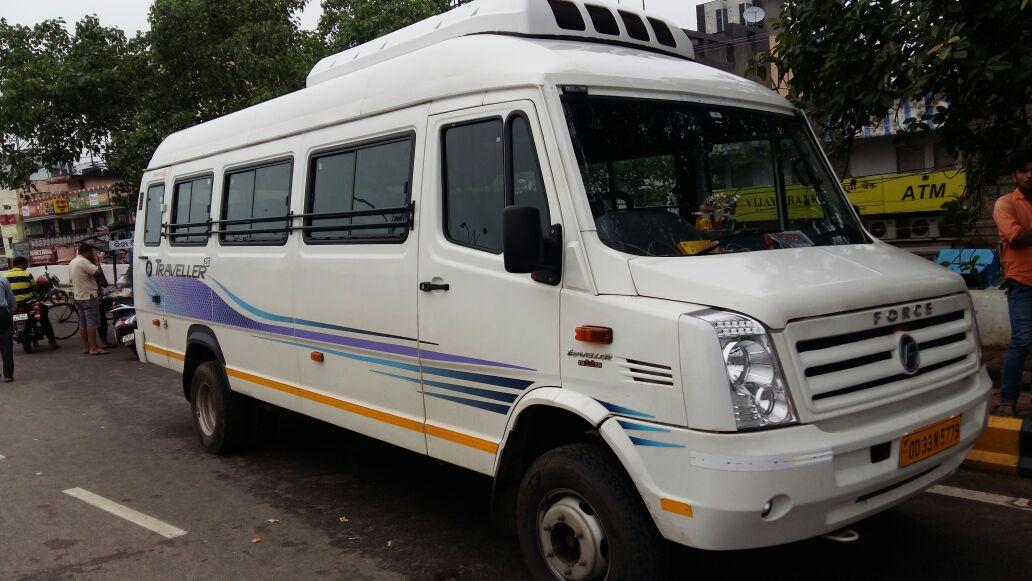 Bhubaneswar to Pandalam Taxi Services
