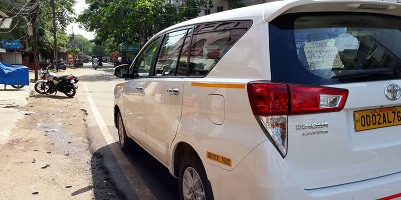 Bhubaneswar to Puri Taxi Fare