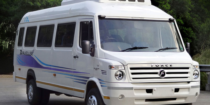 Tempo Traveller Price in Odisha