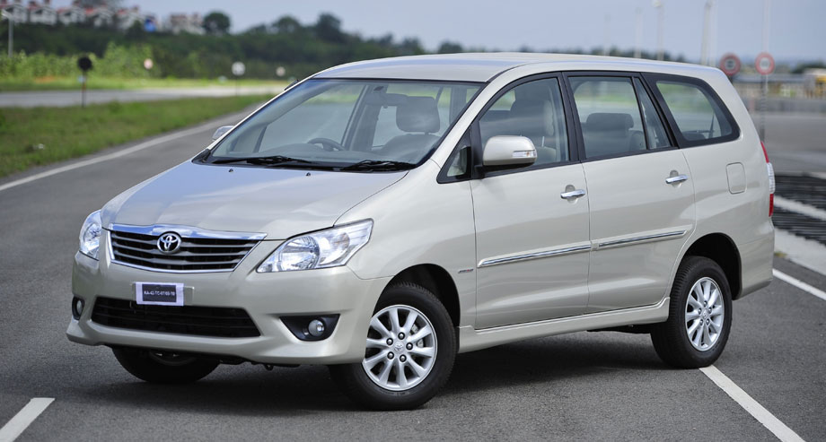 Innova Car Hire Services in Bhubaneswar