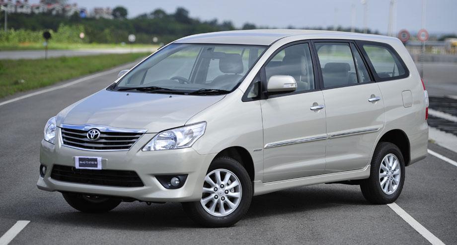 Innova Car Hire Services in Bhubaneswar